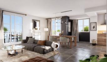 Le Blanc-Mesnil programme immobilier neuve « Villa Eugénie » en Loi Pinel  (4)