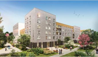Amiens programme immobilier rénové « Vitam'In »