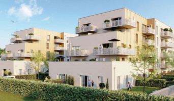 Ifs programme immobilier neuve « Les Terrasses de Mathilde » en Loi Pinel  (2)