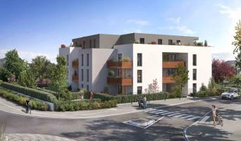 Saint-Louis programme immobilier neuve « Côté Camargue » en Loi Pinel