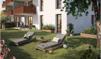 Saint-Louis programme immobilier neuve « Côté Camargue » en Loi Pinel  (2)