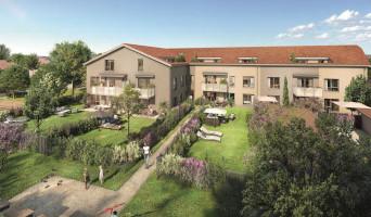 Bron programme immobilier neuve « Villa Flora » en Loi Pinel