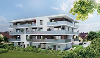 Annemasse programme immobilier rénové « Namascae » en loi pinel