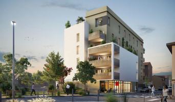 Clermont-Ferrand programme immobilier neuve « L'Hélix » en Loi Pinel  (2)