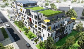 Villenave-d'Ornon programme immobilier rénové « Cornelis 2 » en loi pinel