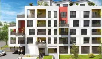 Villenave-d'Ornon programme immobilier rénové « Cornelis 3 » en loi pinel