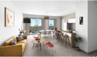 Villenave-d'Ornon programme immobilier neuve « Cornelis 3 » en Loi Pinel  (4)