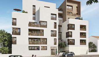 Lyon programme immobilier rénové « Le Brooklyn » en loi pinel