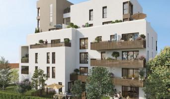 Lyon programme immobilier neuve « Le Brooklyn » en Loi Pinel  (2)