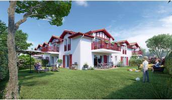 Urrugne programme immobilier neuve « Konfiantza » en Loi Pinel