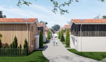 Andernos-les-Bains programme immobilier neuve « Villa Gaïa »  (2)