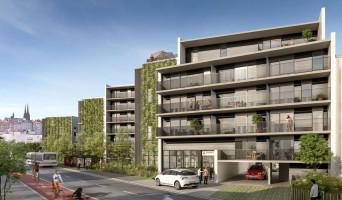 Clermont-Ferrand programme immobilier neuf « Les Sénioriales de Clermont-Ferrand » en Loi Pinel