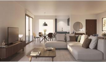 Bron programme immobilier neuve « Oxygène » en Loi Pinel  (2)