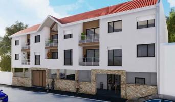 Vaux-le-Pénil programme immobilier rénové « Résidence Gaïa » en loi pinel