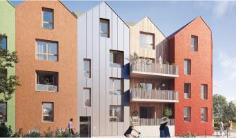 Carrières-sous-Poissy programme immobilier neuve « Les Maisons du Parc » en Loi Pinel  (2)