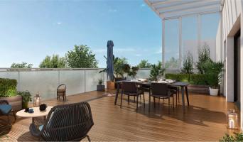 Ramonville-Saint-Agne programme immobilier neuve « Le Solstice » en Loi Pinel  (2)