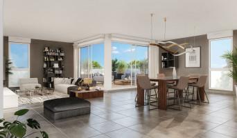 Ramonville-Saint-Agne programme immobilier neuve « Le Solstice » en Loi Pinel  (4)