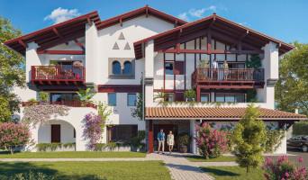 Biarritz programme immobilier rénové « Résidence n°219909 » en loi pinel