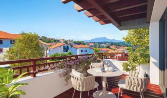 Biarritz programme immobilier neuve « Programme immobilier n°219909 » en Loi Pinel  (2)