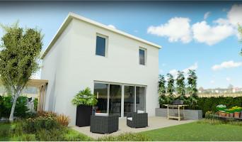 Eysines programme immobilier neuf « Clos des Sources »