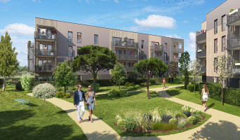 Angers programme immobilier neuf « Arboréa