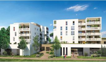 Lingolsheim programme immobilier rénové « Signature Bât. B » en loi pinel
