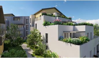 Villefranche-sur-Saône programme immobilier rénové « Jardin d'Héméra » en loi pinel