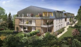 Mont-Saint-Aignan programme immobilier rénové « Terre de Seine » en loi pinel
