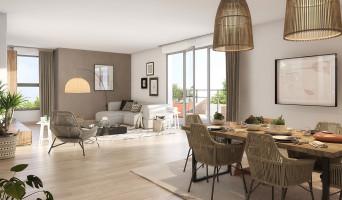 Mont-Saint-Aignan programme immobilier neuve « Terre de Seine » en Loi Pinel  (2)