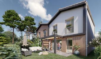 Ondres programme immobilier rénové « Le Domaine de Castaings » en loi pinel