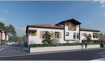 Ondres programme immobilier neuve « Le Domaine de Castaings » en Loi Pinel  (2)
