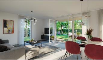 Toulouse programme immobilier neuve « Grand'Air » en Loi Pinel  (3)