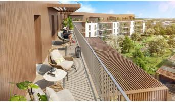 Angers programme immobilier neuve « Astrée » en Loi Pinel  (2)