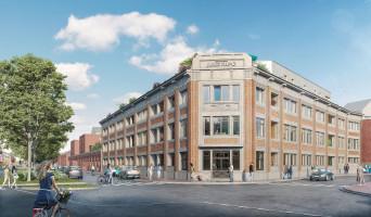 Tourcoing programme immobilier rénové « La Fabrik » en loi pinel