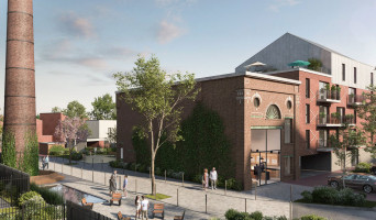 Tourcoing programme immobilier neuve « La Fabrik » en Loi Pinel  (2)