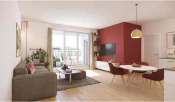 Thonon-les-Bains programme immobilier rénové « Jardin de Tully » en loi pinel