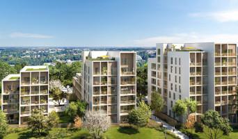 Nantes programme immobilier neuve « Ecloz » en Loi Pinel  (2)