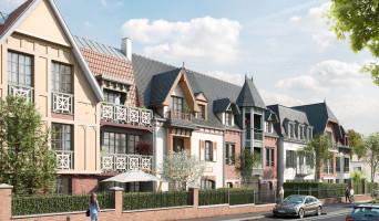 Amiens programme immobilier neuve « Villa Agrippa » en Loi Pinel  (2)