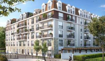 Chelles programme immobilier rénové « Les Girandières Les Berges du Canal »
