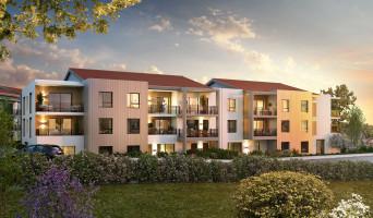 Ségny programme immobilier neuf « In Time » en Loi Pinel