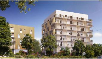 Rennes programme immobilier neuf « Premières Loges » en Loi Pinel