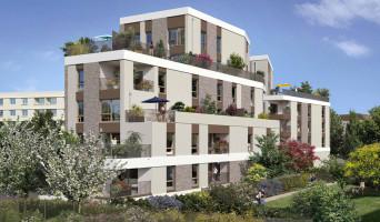 Caluire-et-Cuire programme immobilier rénové « Nouvel Art » en loi pinel