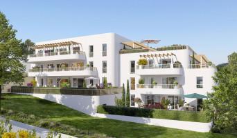 Marseille programme immobilier neuf « Villa Blanca