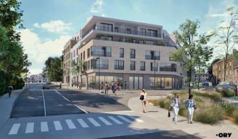 Sucy-en-Brie programme immobilier neuf « Résidence de l'Orangerie » en Loi Pinel