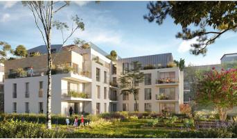 Villejuif programme immobilier rénové « Les Jardins d'Aragon » en loi pinel