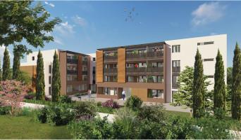 Morières-lès-Avignon programme immobilier neuf « Patio Monnet » en Loi Pinel