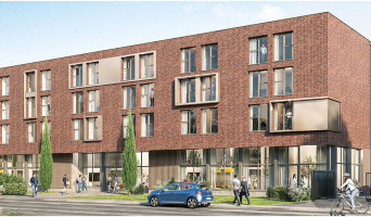 Loos programme immobilier neuf « Student Factory »