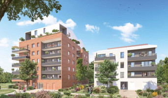 Toulouse programme immobilier neuf «  n°219951 » en Loi Pinel