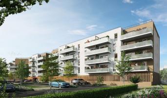 Le Petit-Quevilly programme immobilier neuf « Zadig » en Loi Pinel