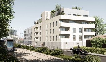 Bordeaux programme immobilier neuf « Les Terrasses de Victoria » en Loi Pinel